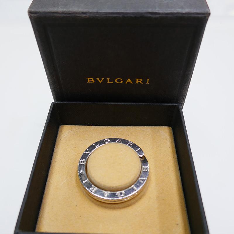 【BVLGARI】ブルガリ キーホルダー(チャーム) ブルガリブルガリ シルバー925